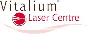 Vitalium Laser Centre logó